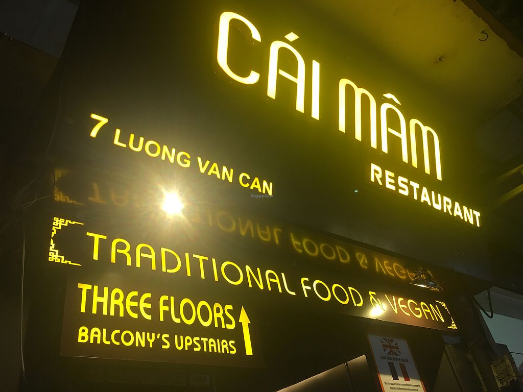 """Photo of Cai Mam Restaurant  by <a href=""""/members/profile/MoniqueTimminsBaker"""">MoniqueTimminsBaker</a> <br/>View from street <br/> August 20, 2017  - <a href='/contact/abuse/image/65854/294775'>Report</a>"""