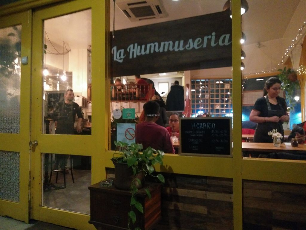 """Photo of La Hummuseria  by <a href=""""/members/profile/martinicontomate"""">martinicontomate</a> <br/>entrance <br/> January 27, 2018  - <a href='/contact/abuse/image/65872/351449'>Report</a>"""
