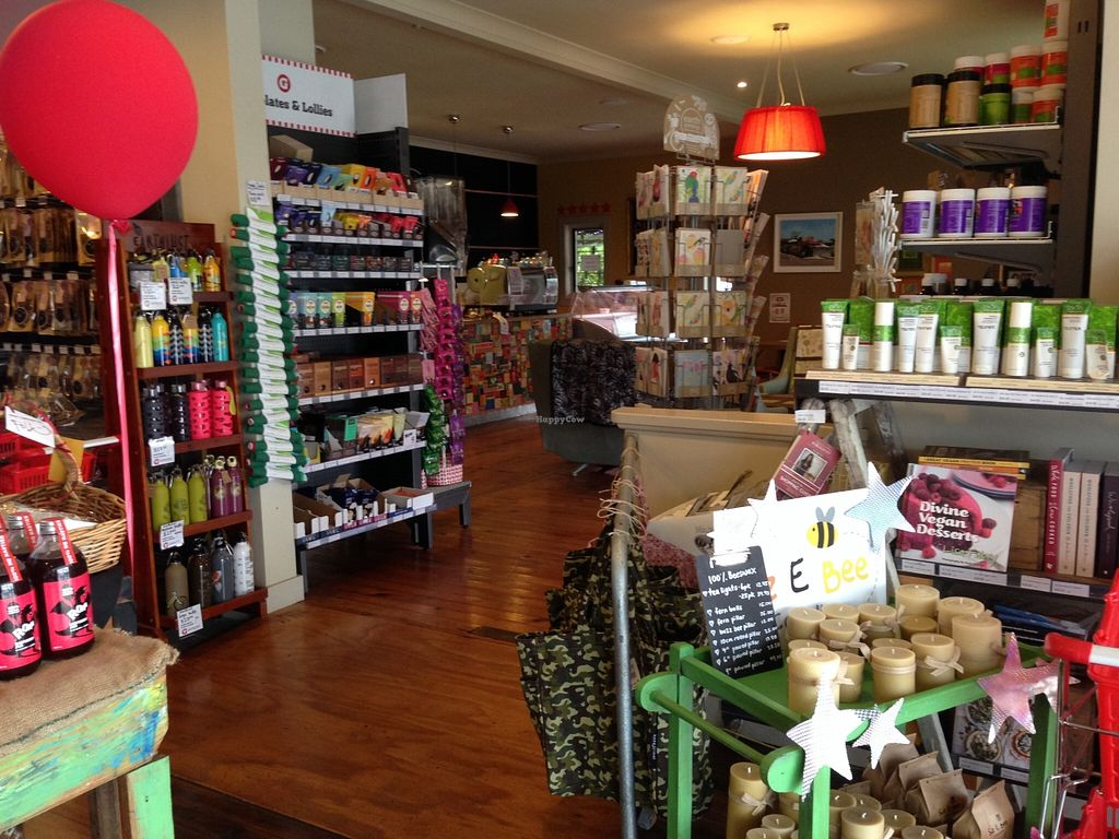 "Photo of Goodness Me Organics  by <a href=""/members/profile/Clare"">Clare</a> <br/>View from shop to cafe <br/> November 15, 2015  - <a href='/contact/abuse/image/65877/125123'>Report</a>"