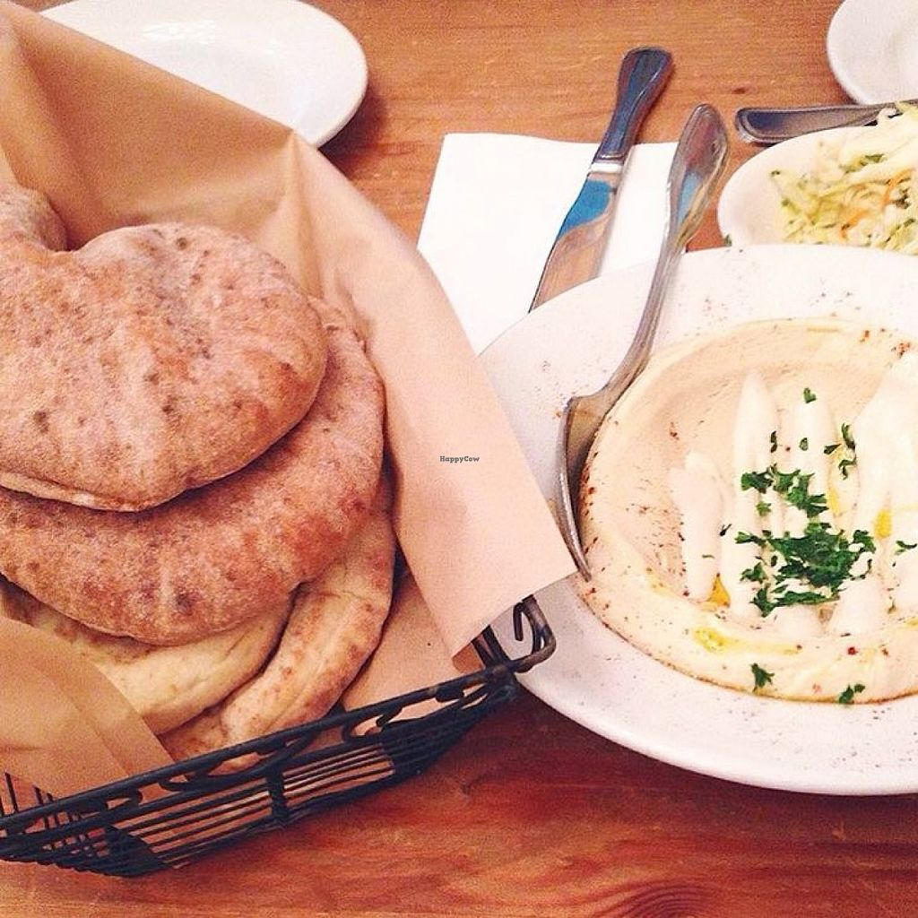 """Photo of Oren's Hummus  by <a href=""""/members/profile/community"""">community</a> <br/>hummus  <br/> December 1, 2015  - <a href='/contact/abuse/image/65879/126867'>Report</a>"""