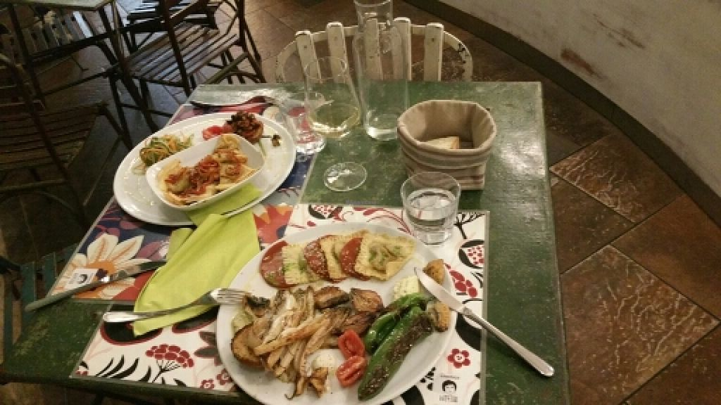 """Photo of CLOSED: Silvana Bio Vegan Food   by <a href=""""/members/profile/Kerlim"""">Kerlim</a> <br/>dinner for two <br/> June 27, 2016  - <a href='/contact/abuse/image/65896/156469'>Report</a>"""