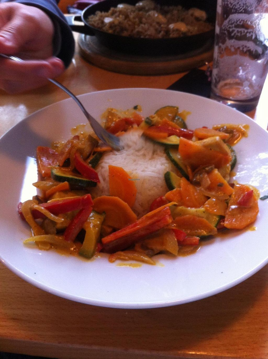 "Photo of Subrosa  by <a href=""/members/profile/SimonGruber"">SimonGruber</a> <br/>vegan curry <br/> September 2, 2014  - <a href='/contact/abuse/image/6593/78853'>Report</a>"