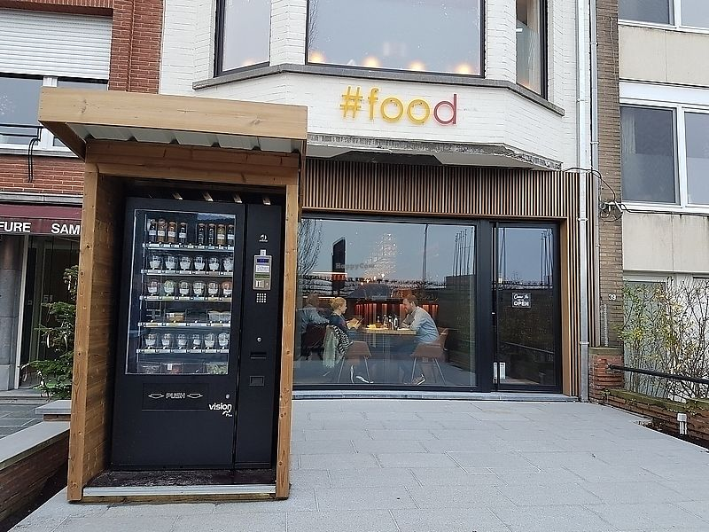 """Photo of hashtag food  by <a href=""""/members/profile/TrudiBruges"""">TrudiBruges</a> <br/>New location since end of 2017: Scheepsdalelaan <br/> January 13, 2018  - <a href='/contact/abuse/image/65956/346059'>Report</a>"""