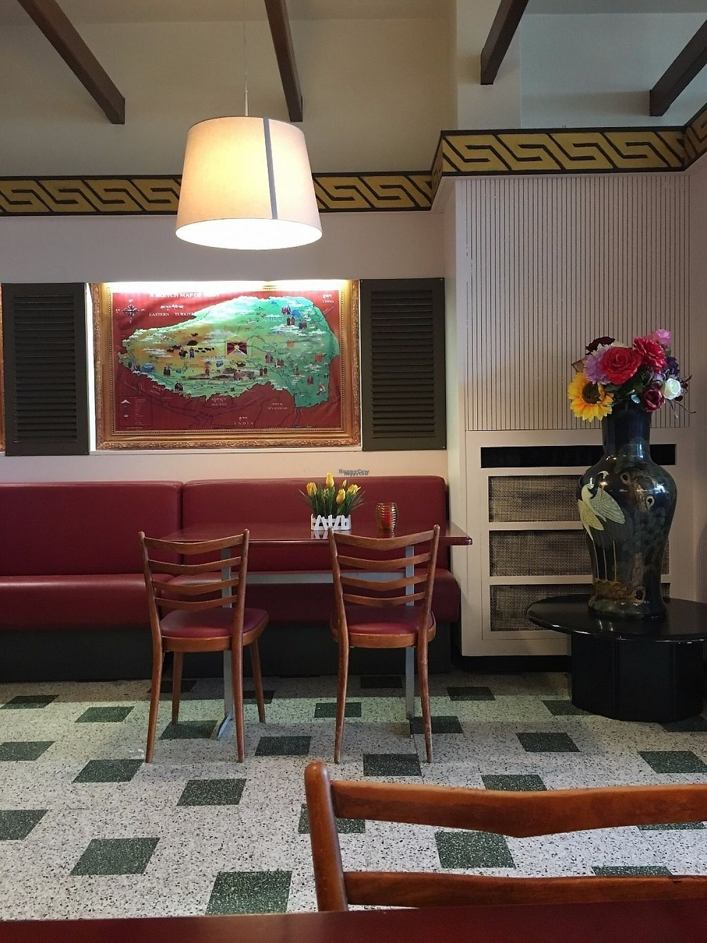 """Photo of Sneeuw Tearoom  by <a href=""""/members/profile/VeggieGastronaut"""">VeggieGastronaut</a> <br/>Indoor room  <br/> November 16, 2016  - <a href='/contact/abuse/image/65979/190957'>Report</a>"""