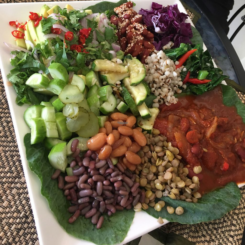 "Photo of Phuket Vegan Naiharn Beach  by <a href=""/members/profile/Sallyisme05"">Sallyisme05</a> <br/>Spicy Mexican Burrito <br/> March 6, 2017  - <a href='/contact/abuse/image/65995/233301'>Report</a>"