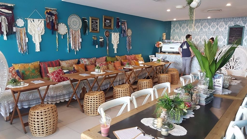 "Photo of Betty's Bohemian Beach Cafe  by <a href=""/members/profile/Hotfuzzy69"">Hotfuzzy69</a> <br/>Inside cafe <br/> April 25, 2017  - <a href='/contact/abuse/image/66012/252177'>Report</a>"