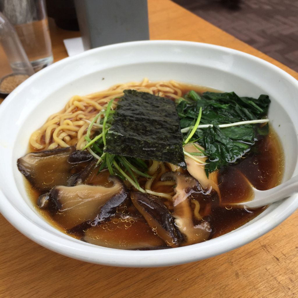 "Photo of Fou Fow Ramen  by <a href=""/members/profile/RobinSchouten"">RobinSchouten</a> <br/>Basic vegan ramen bowl  <br/> May 30, 2016  - <a href='/contact/abuse/image/66018/151369'>Report</a>"