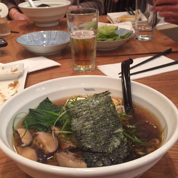 "Photo of Fou Fow Ramen  by <a href=""/members/profile/Sallyb33"">Sallyb33</a> <br/>Vegan Ramen!! <br/> September 13, 2016  - <a href='/contact/abuse/image/66018/175345'>Report</a>"