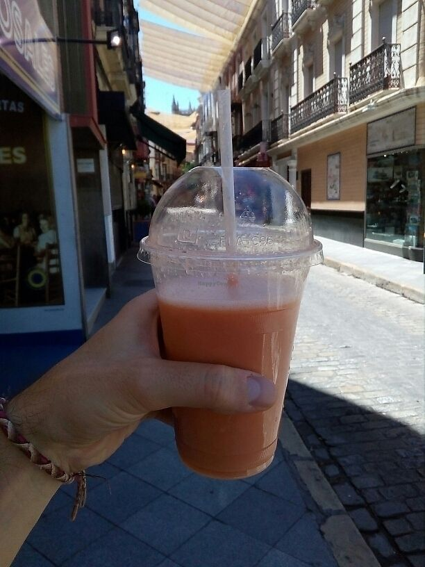 """Photo of Milk Away  by <a href=""""/members/profile/wyrd"""">wyrd</a> <br/>sol de verano (banana, avocado and watermelon) <br/> July 1, 2017  - <a href='/contact/abuse/image/66043/275621'>Report</a>"""