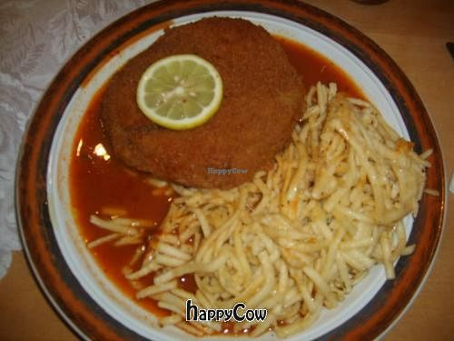 "Photo of Sehnsuchtskueche  by <a href=""/members/profile/Amy1274"">Amy1274</a> <br/>Vegan Cordon Bleu <br/> August 23, 2012  - <a href='/contact/abuse/image/6605/36877'>Report</a>"