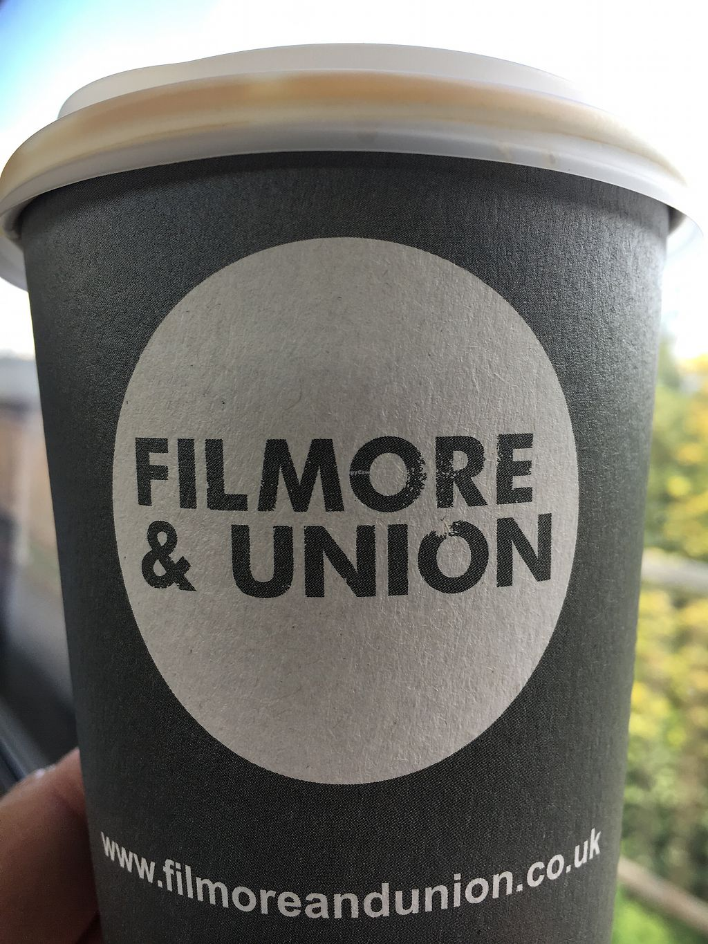 "Photo of Filmore and Union - Central Station  by <a href=""/members/profile/hack_man"">hack_man</a> <br/>coffee on the go  <br/> August 18, 2017  - <a href='/contact/abuse/image/66060/293987'>Report</a>"
