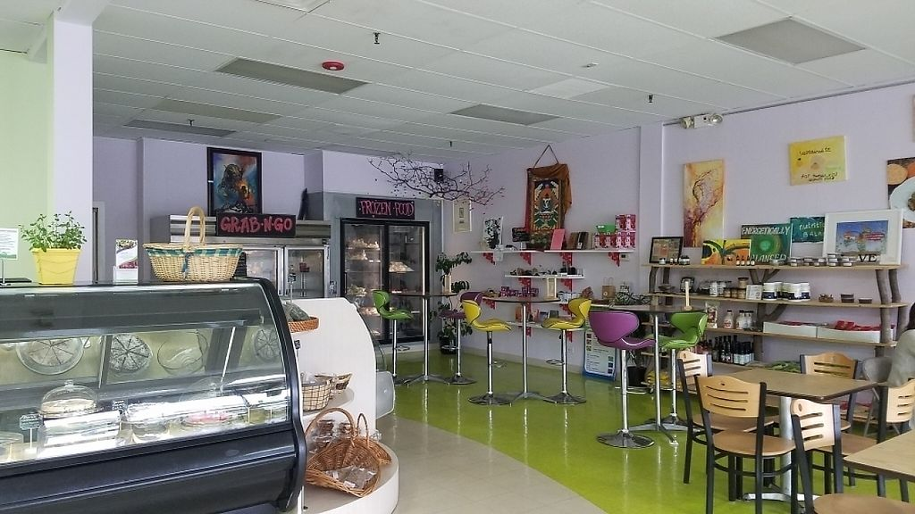 """Photo of Purple Sprout Cafe  by <a href=""""/members/profile/NTaiResting"""">NTaiResting</a> <br/>Yes <br/> May 23, 2017  - <a href='/contact/abuse/image/66067/261737'>Report</a>"""