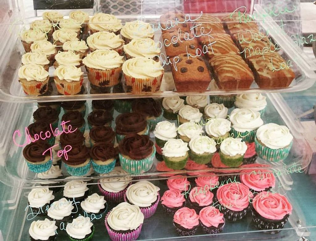 """Photo of Baked From the Heart  by <a href=""""/members/profile/community"""">community</a> <br/>vegan cupcakes  <br/> December 1, 2015  - <a href='/contact/abuse/image/66084/126859'>Report</a>"""