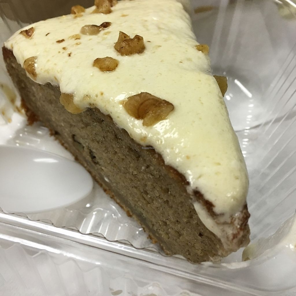 """Photo of Loving Hut  by <a href=""""/members/profile/Tigra220"""">Tigra220</a> <br/>delicious banana cake <br/> December 13, 2015  - <a href='/contact/abuse/image/66087/188811'>Report</a>"""
