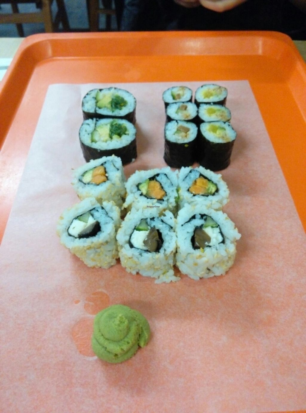 """Photo of CLOSED: MakiMaki Sushi Green  by <a href=""""/members/profile/WenzelStrapinski"""">WenzelStrapinski</a> <br/>Supermaki Bento 3 <br/> December 10, 2015  - <a href='/contact/abuse/image/66112/127862'>Report</a>"""