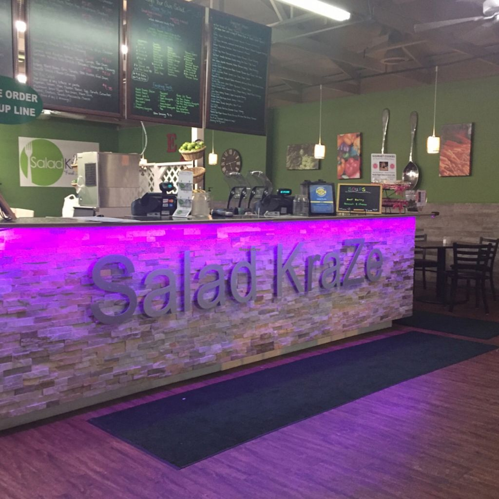 """Photo of Salad Kraze  by <a href=""""/members/profile/thelegendoftroy"""">thelegendoftroy</a> <br/>inside the kraze <br/> November 19, 2015  - <a href='/contact/abuse/image/66122/125516'>Report</a>"""
