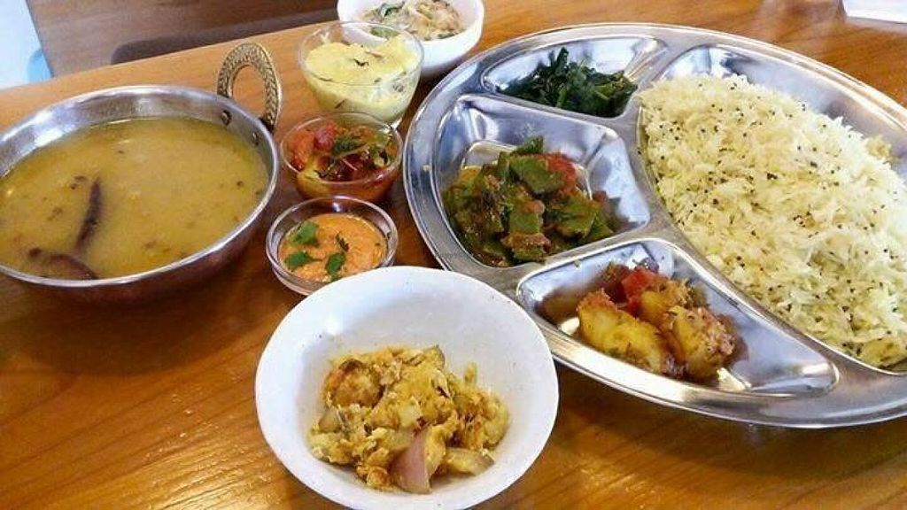 """Photo of Pariwar  by <a href=""""/members/profile/Vegeiko"""">Vegeiko</a> <br/>Curry set <br/> November 25, 2015  - <a href='/contact/abuse/image/66211/126192'>Report</a>"""