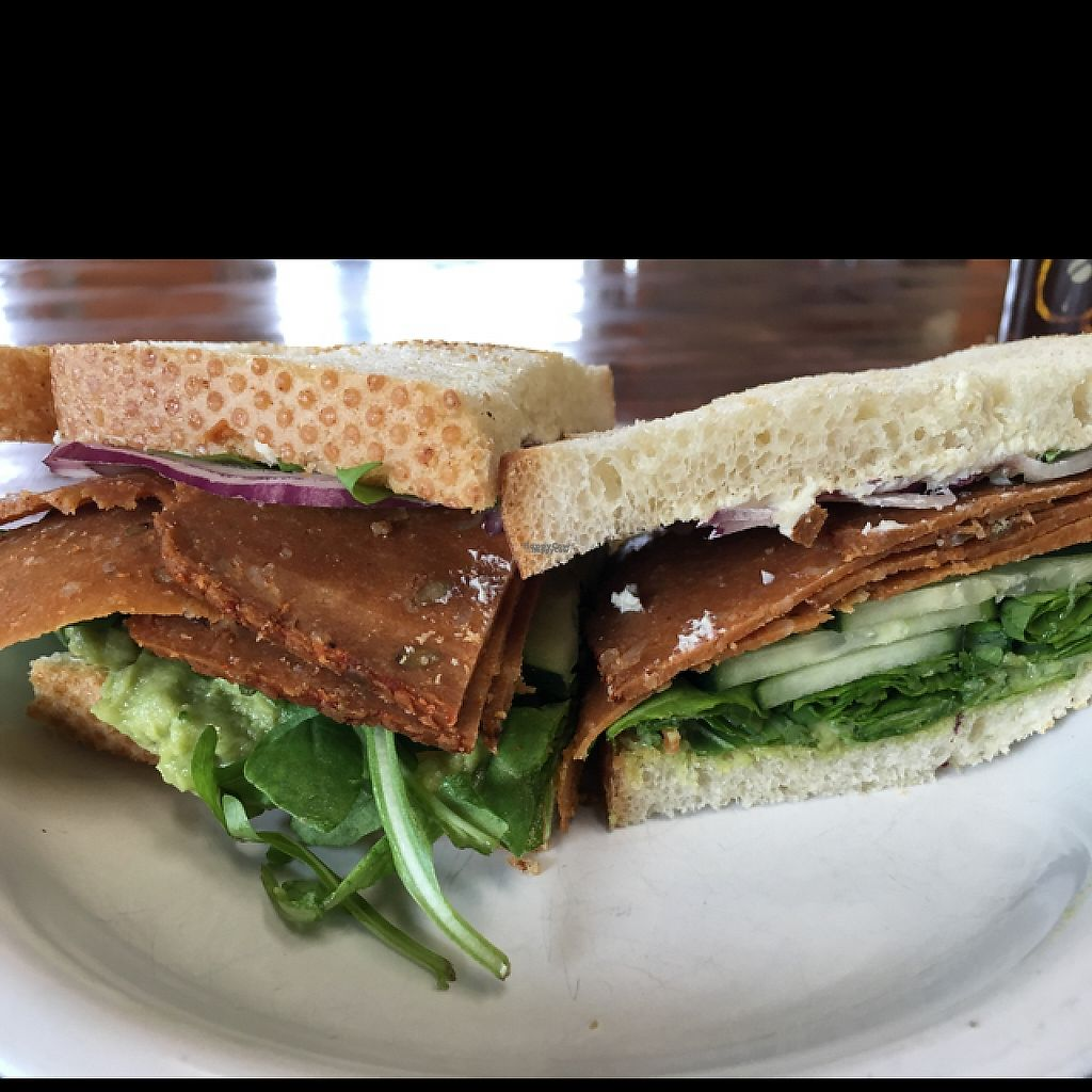 """Photo of CLOSED: 701 Coffee  by <a href=""""/members/profile/Veg4Jay"""">Veg4Jay</a> <br/>701 Sandwich w/ Avacado <br/> March 22, 2017  - <a href='/contact/abuse/image/66227/239582'>Report</a>"""