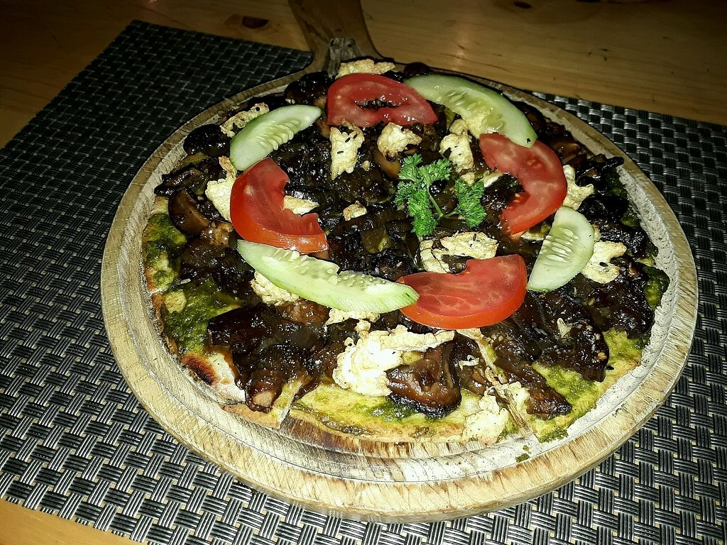 """Photo of Jalus   by <a href=""""/members/profile/LilacHippy"""">LilacHippy</a> <br/>Pesto Pizza <br/> December 22, 2017  - <a href='/contact/abuse/image/66258/337978'>Report</a>"""