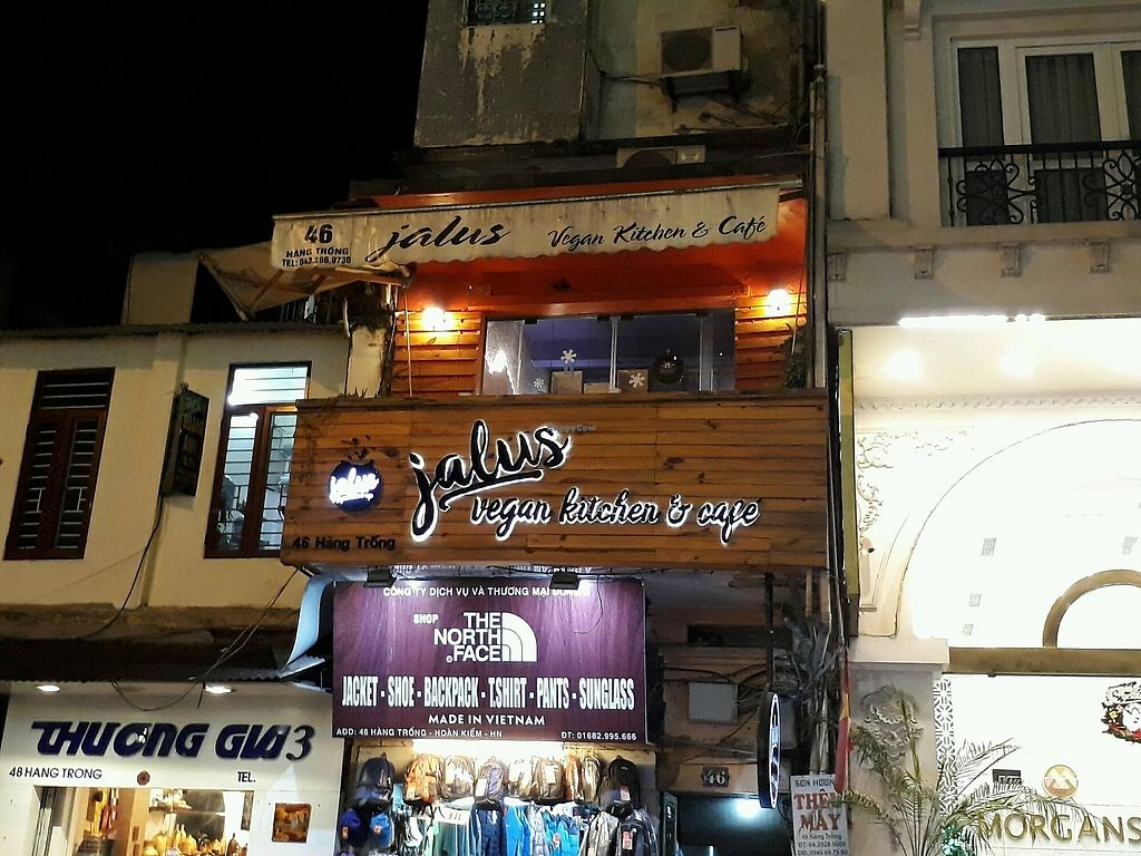 """Photo of Jalus   by <a href=""""/members/profile/LilacHippy"""">LilacHippy</a> <br/>Restaurant Front <br/> December 22, 2017  - <a href='/contact/abuse/image/66258/337979'>Report</a>"""