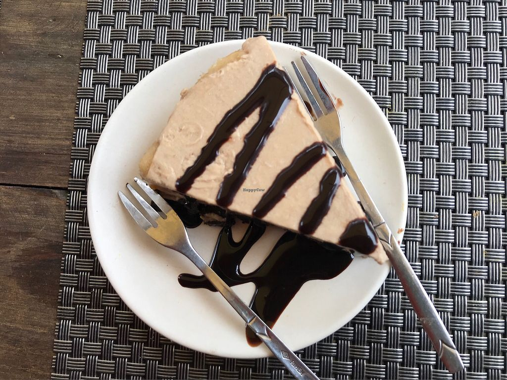 """Photo of Jalus   by <a href=""""/members/profile/lizzycat"""">lizzycat</a> <br/>peanut butter banana cheesecake for your pleasure <br/> January 7, 2018  - <a href='/contact/abuse/image/66258/343934'>Report</a>"""