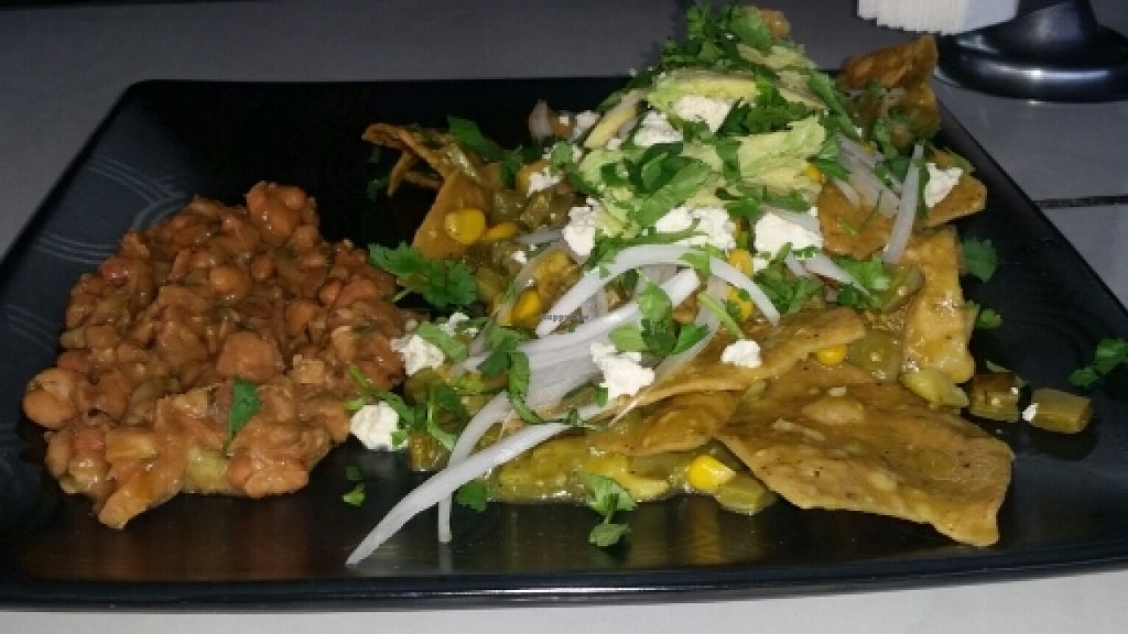 """Photo of Tury's  by <a href=""""/members/profile/kenvegan"""">kenvegan</a> <br/>Chilaquiles <br/> December 3, 2015  - <a href='/contact/abuse/image/66290/127064'>Report</a>"""