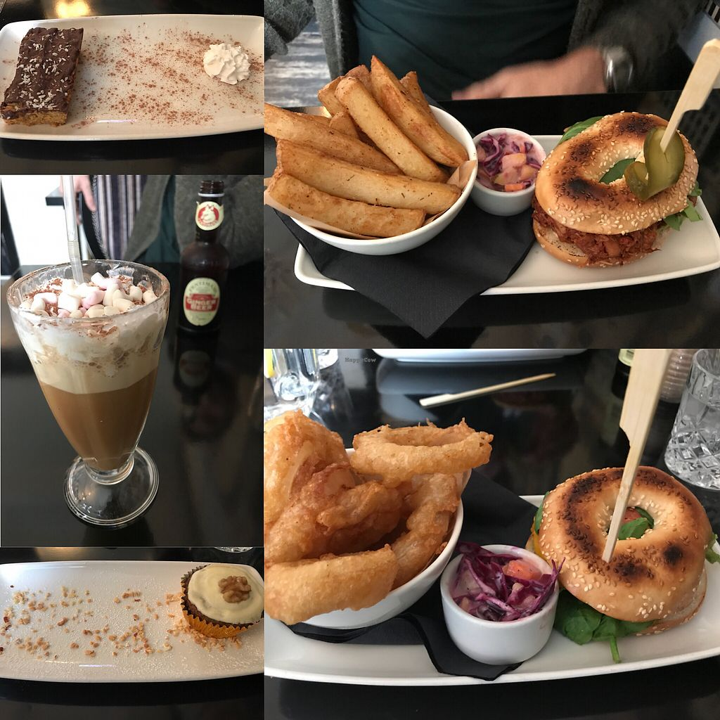 """Photo of CLOSED: Lolo's Vegan Restaurant & Bar  by <a href=""""/members/profile/VickiWanSlattery"""">VickiWanSlattery</a> <br/>Very tasty burgers, chips, onion rings and desserts  <br/> October 22, 2017  - <a href='/contact/abuse/image/66308/317731'>Report</a>"""