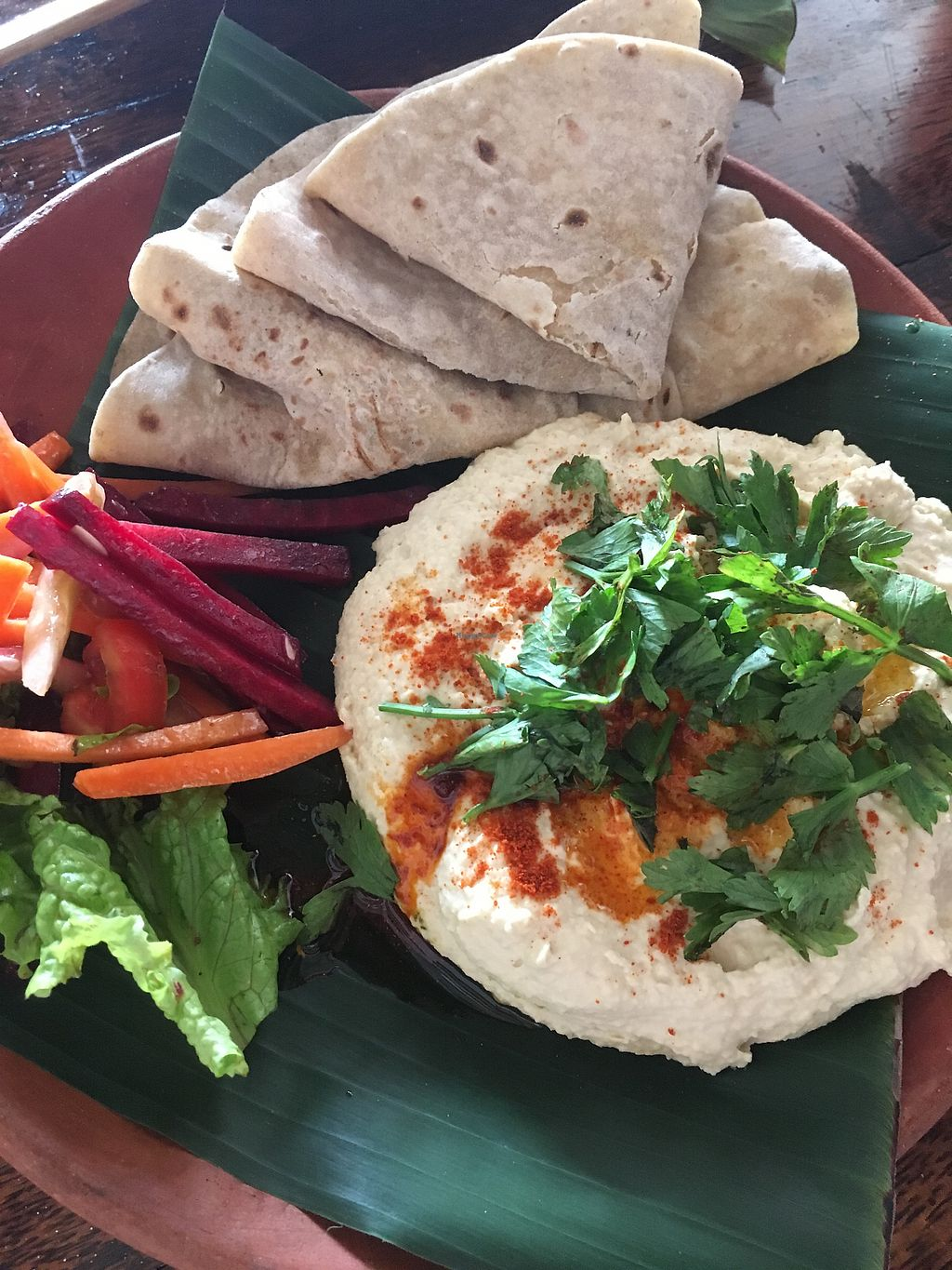 """Photo of Eco Puccini Lala  by <a href=""""/members/profile/Dianek"""">Dianek</a> <br/>Yummy homemade hummus  <br/> December 24, 2017  - <a href='/contact/abuse/image/66309/338658'>Report</a>"""