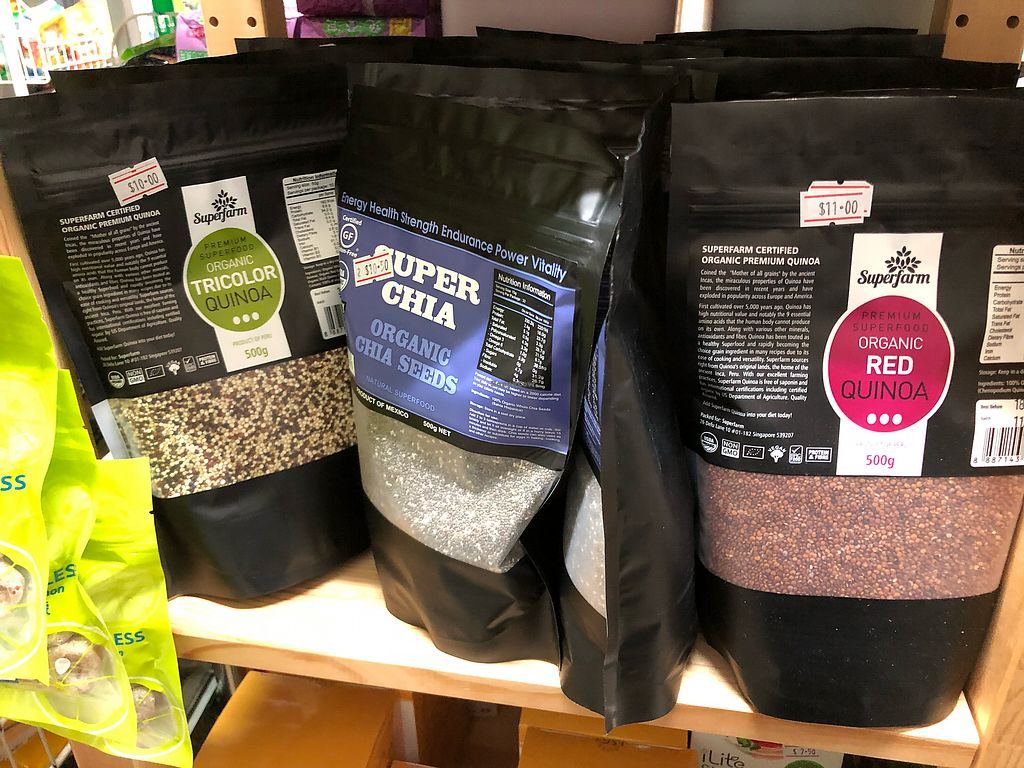 """Photo of New Century Organic  by <a href=""""/members/profile/CherylQuincy"""">CherylQuincy</a> <br/>Organic food products <br/> February 14, 2018  - <a href='/contact/abuse/image/66331/359215'>Report</a>"""