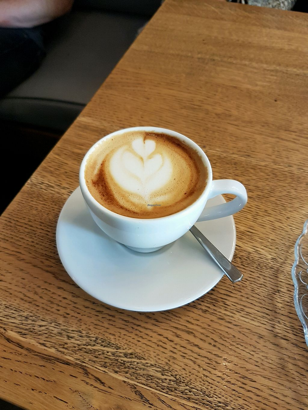 "Photo of Wesola Cafe  by <a href=""/members/profile/PerrySwift"">PerrySwift</a> <br/>Oat milk flat white <br/> April 21, 2018  - <a href='/contact/abuse/image/66343/388941'>Report</a>"