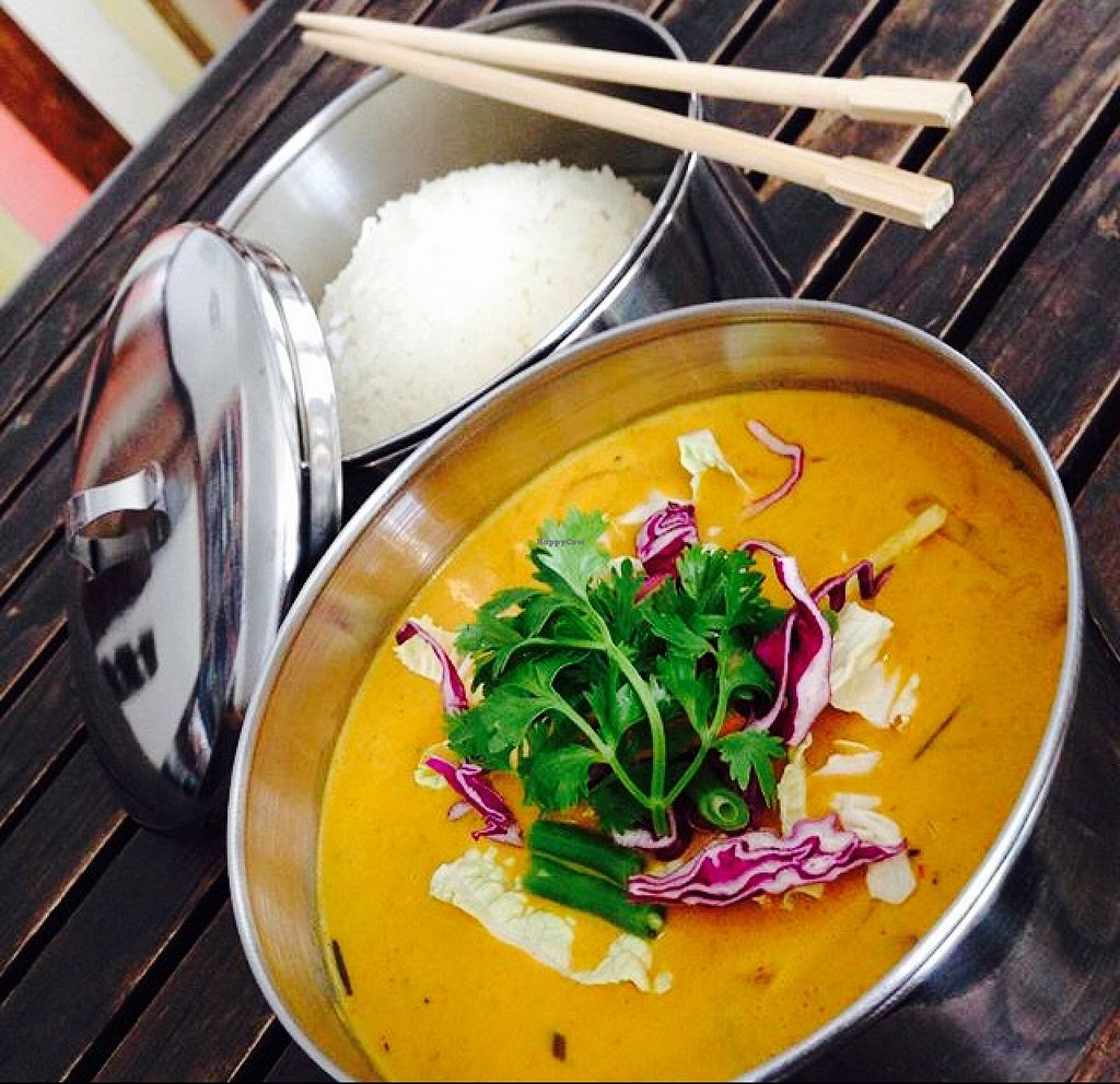 """Photo of CLOSED: Bam Boo Asian Take Away  by <a href=""""/members/profile/Lida"""">Lida</a> <br/>photo off instagram #bamboo and spread the veggie love <br/> December 3, 2015  - <a href='/contact/abuse/image/66355/127022'>Report</a>"""