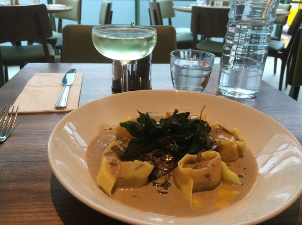 "Photo of Mildred's  by <a href=""/members/profile/Sorkpasen"">Sorkpasen</a> <br/>Tortellini and Sparkling wine <br/> June 13, 2016  - <a href='/contact/abuse/image/66389/153767'>Report</a>"