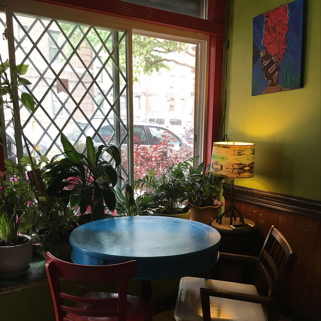 """Photo of Ital Kitchen  by <a href=""""/members/profile/Mich"""">Mich</a> <br/>perfect place for vegans  <br/> June 8, 2017  - <a href='/contact/abuse/image/66396/267116'>Report</a>"""