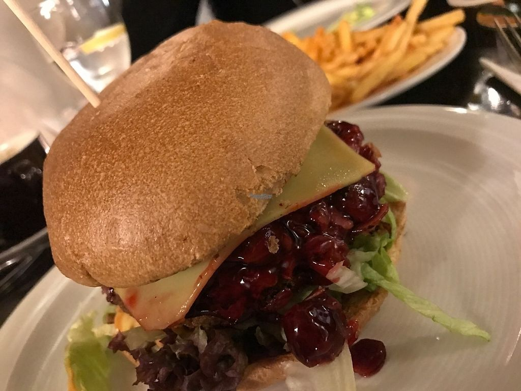 """Photo of Space Burger  by <a href=""""/members/profile/marky_mark"""">marky_mark</a> <br/>cherry lord burger <br/> February 11, 2017  - <a href='/contact/abuse/image/66401/225214'>Report</a>"""