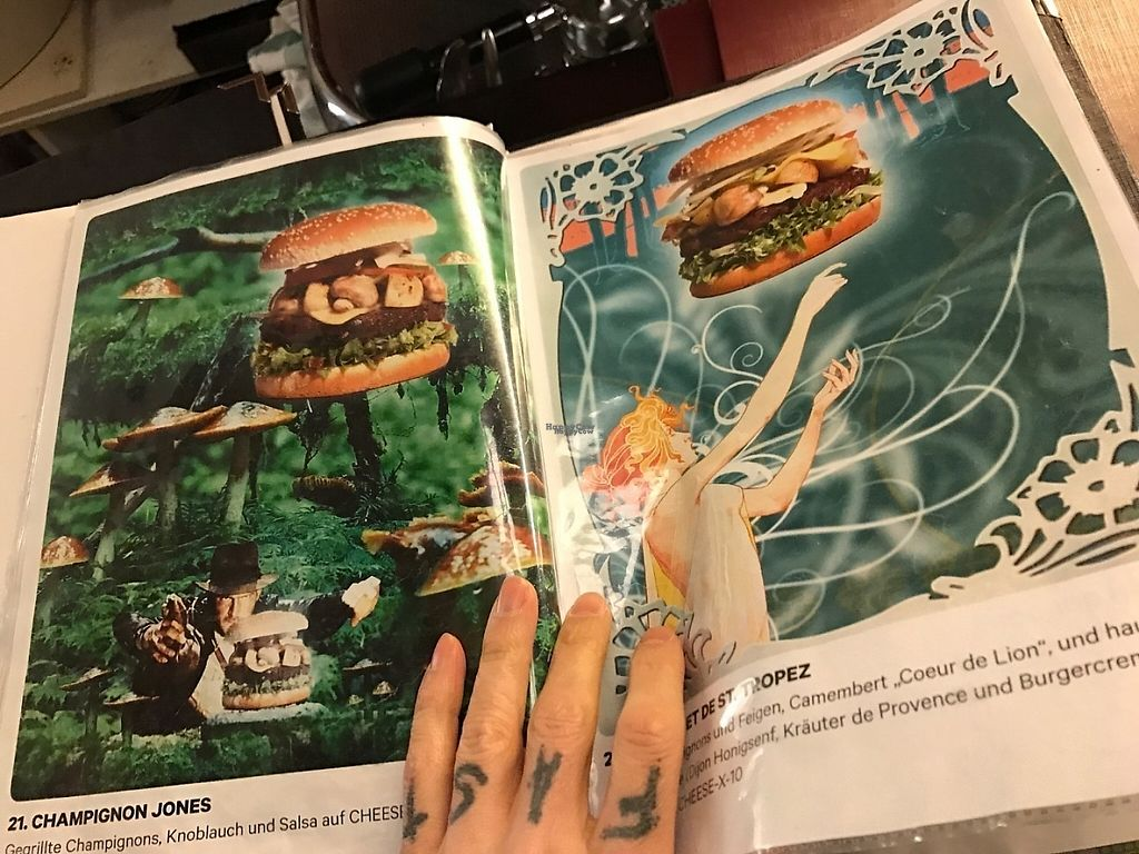 """Photo of Space Burger  by <a href=""""/members/profile/marky_mark"""">marky_mark</a> <br/>menu <br/> February 11, 2017  - <a href='/contact/abuse/image/66401/225218'>Report</a>"""