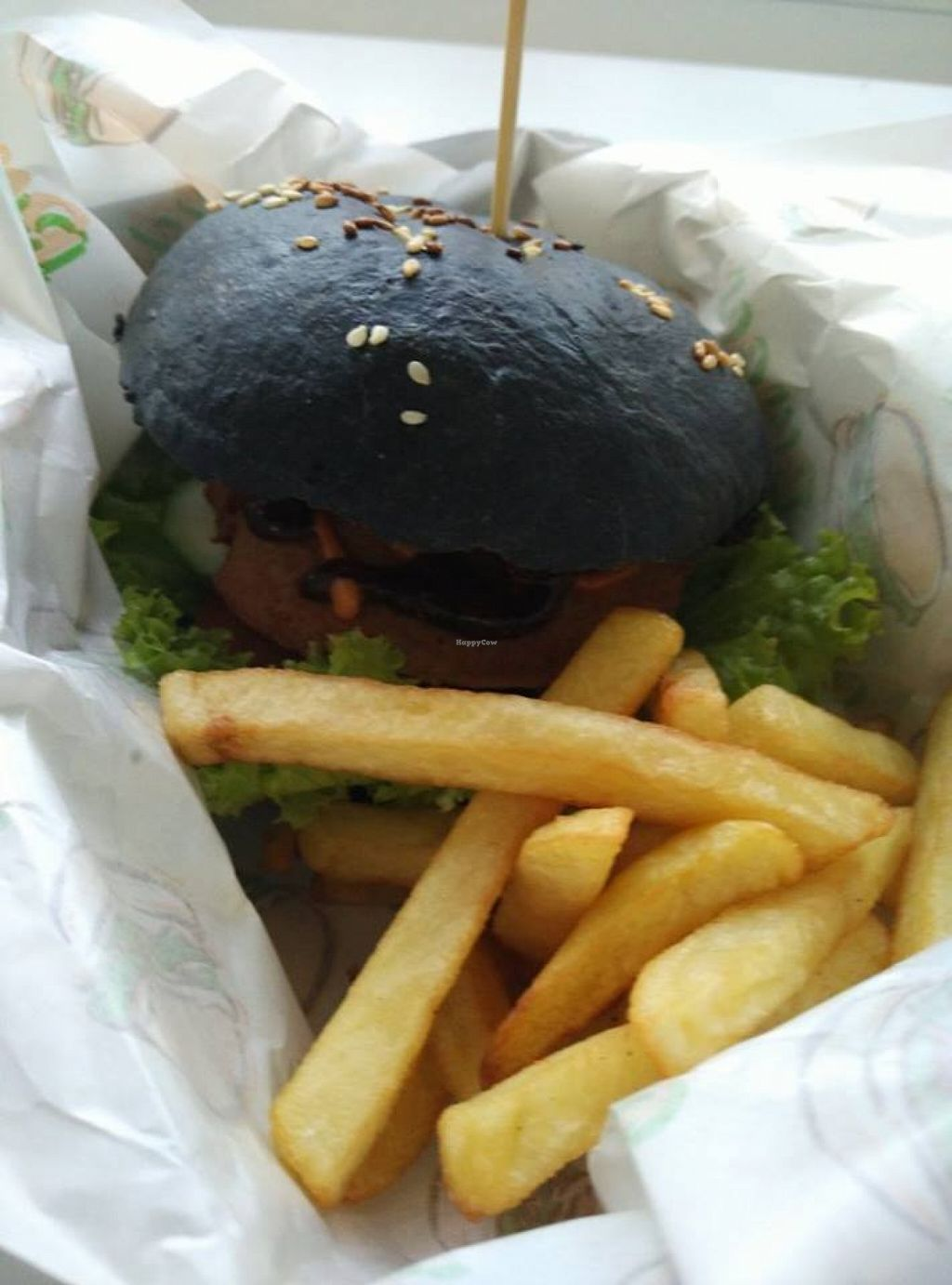 "Photo of GD Lacto Aroma  by <a href=""/members/profile/GDLACTOAROMA"">GDLACTOAROMA</a> <br/>GD BAMBOO burger <br/> December 18, 2015  - <a href='/contact/abuse/image/66439/129003'>Report</a>"