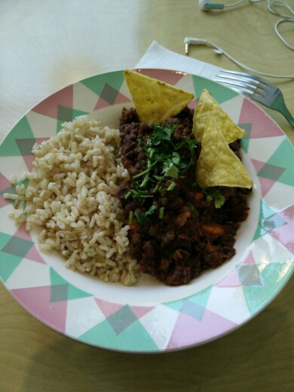 """Photo of Against the Grain  by <a href=""""/members/profile/Chrisarnold"""">Chrisarnold</a> <br/>brown rise with beans/lentils  <br/> February 26, 2016  - <a href='/contact/abuse/image/66470/137853'>Report</a>"""
