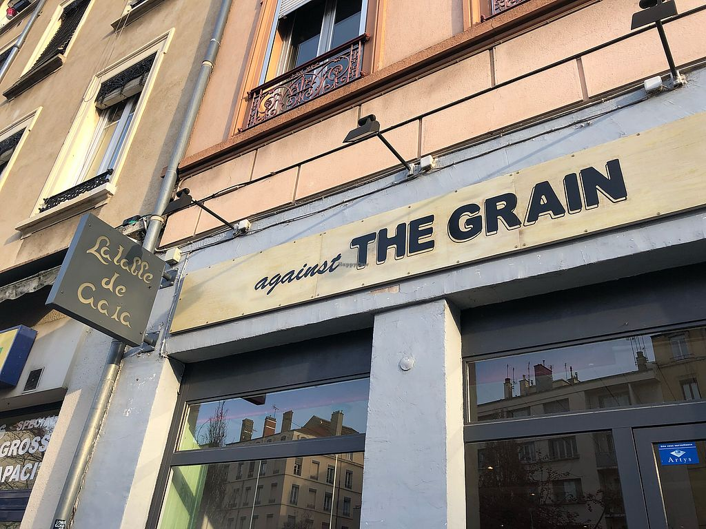 """Photo of Against the Grain  by <a href=""""/members/profile/_hael"""">_hael</a> <br/>Against the Grain Storefront <br/> February 14, 2018  - <a href='/contact/abuse/image/66470/359401'>Report</a>"""