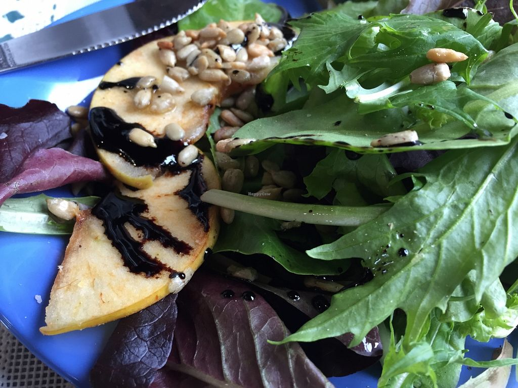 """Photo of Home Grown  by <a href=""""/members/profile/LaurenV"""">LaurenV</a> <br/>Salad with balsamic drizzle <br/> November 30, 2015  - <a href='/contact/abuse/image/66471/126717'>Report</a>"""