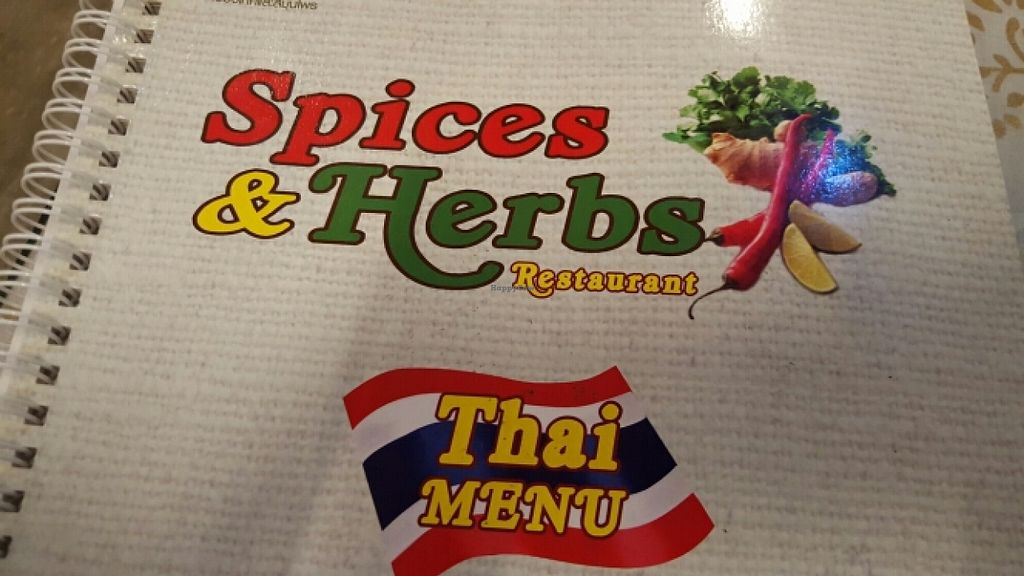 """Photo of CLOSED: Spices and Herbs  by <a href=""""/members/profile/k.wag"""">k.wag</a> <br/>menu cover <br/> December 4, 2015  - <a href='/contact/abuse/image/66491/127213'>Report</a>"""