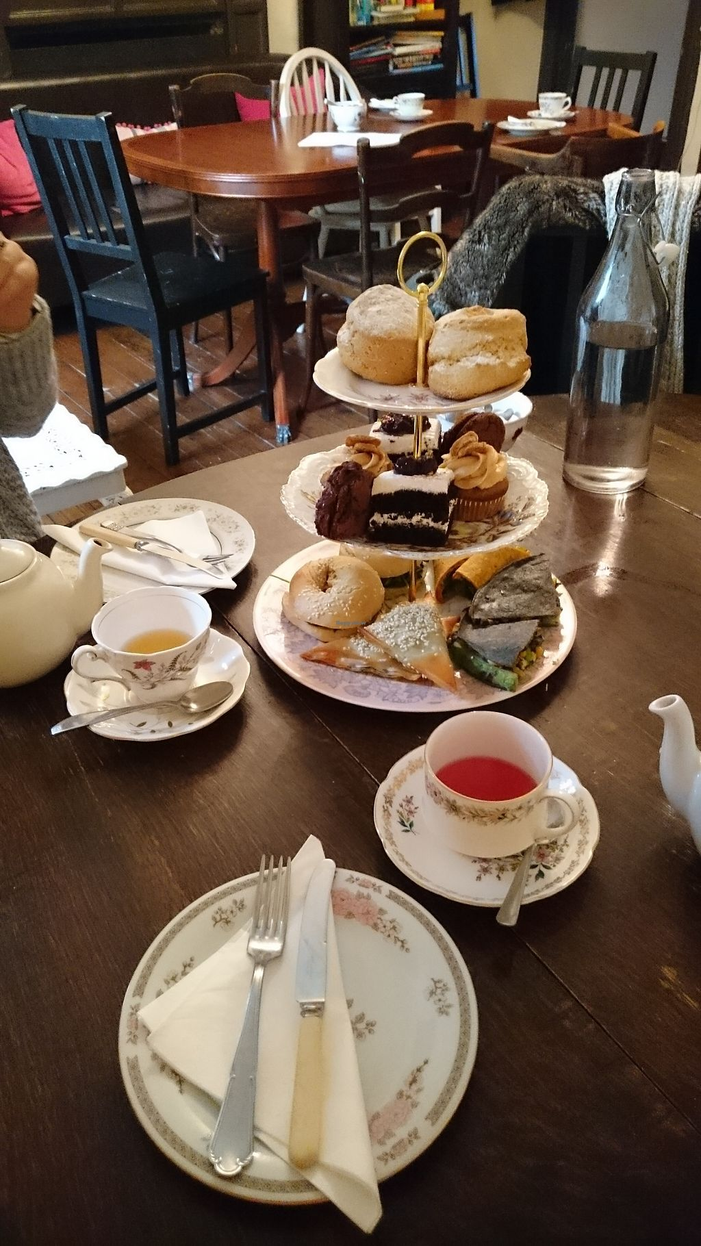 """Photo of Casa Angelina  by <a href=""""/members/profile/Layra"""">Layra</a> <br/>Vegan high tea <br/> October 24, 2017  - <a href='/contact/abuse/image/66565/318256'>Report</a>"""
