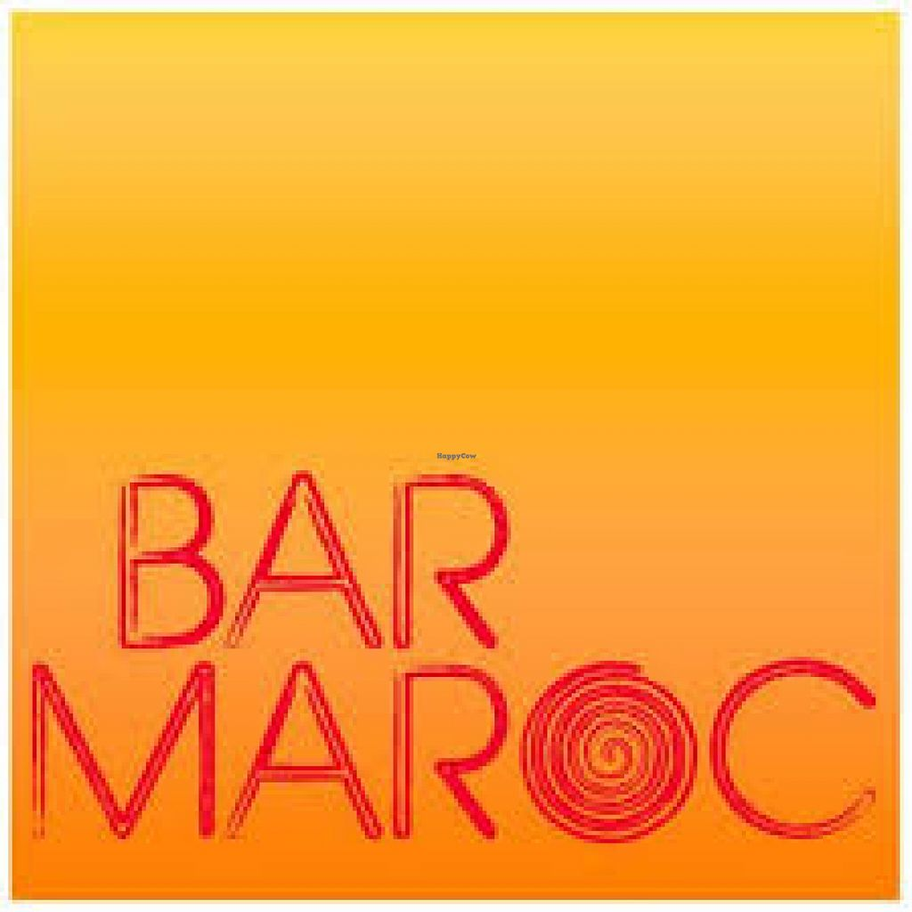 """Photo of Bar Maroc  by <a href=""""/members/profile/HuddVegans"""">HuddVegans</a> <br/>Bar Maroc logo <br/> March 17, 2016  - <a href='/contact/abuse/image/66587/140336'>Report</a>"""