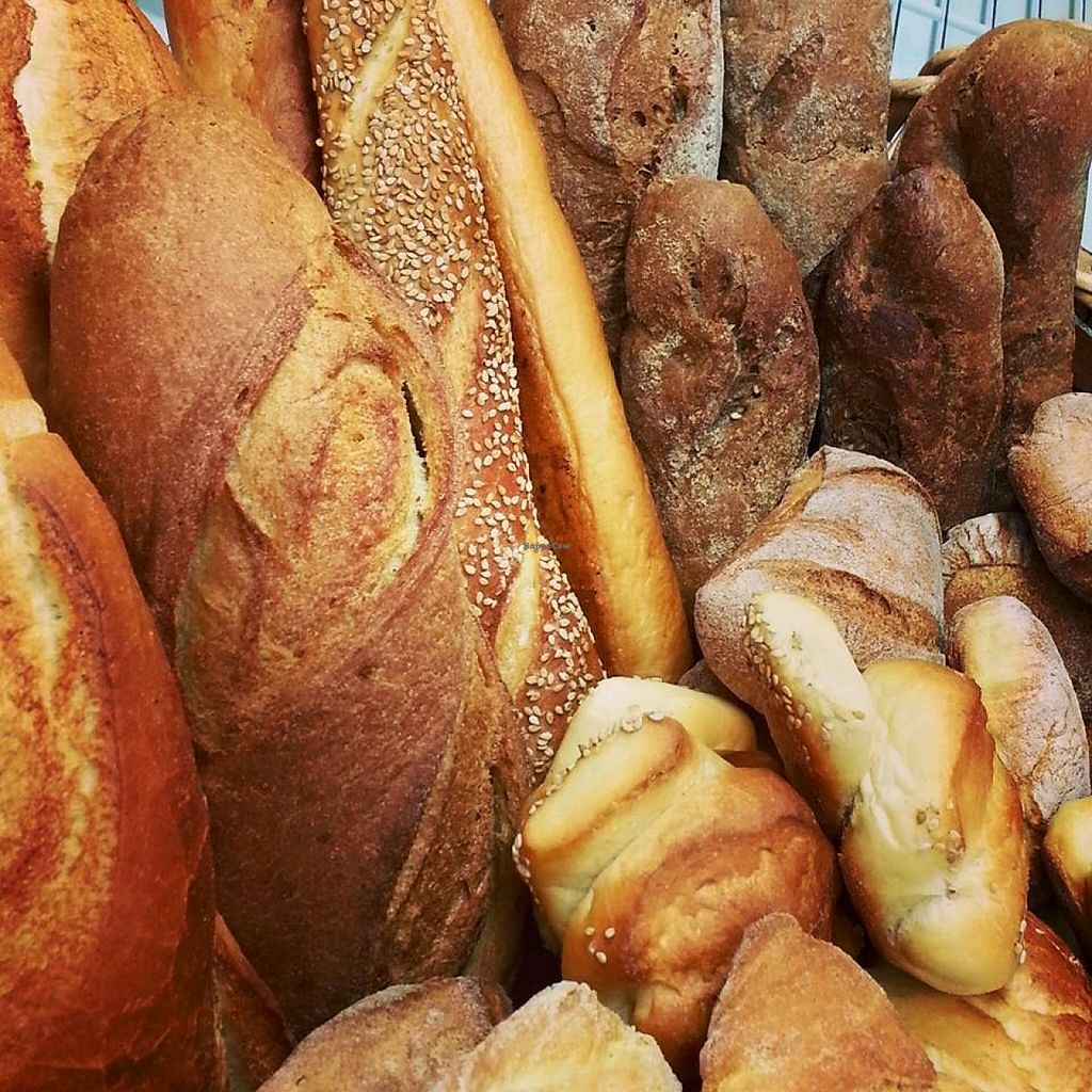 """Photo of Panificio Astone  by <a href=""""/members/profile/community"""">community</a> <br/>freshly baked breads  <br/> December 13, 2015  - <a href='/contact/abuse/image/66602/128321'>Report</a>"""