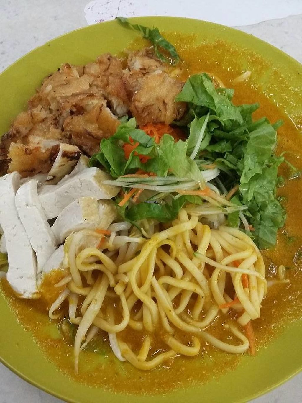 Photo of Gembira - Vegetarian Stall  by Raphael_Dane <br/> March 11, 2017  - <a href='/contact/abuse/image/66603/235104'>Report</a>