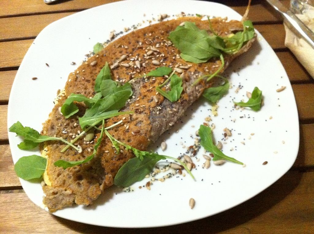 "Photo of CLOSED: Nehuen Tasca Vegana  by <a href=""/members/profile/Vegane_Globetrotterin"">Vegane_Globetrotterin</a> <br/>salty crèpe <br/> July 2, 2017  - <a href='/contact/abuse/image/66620/275926'>Report</a>"