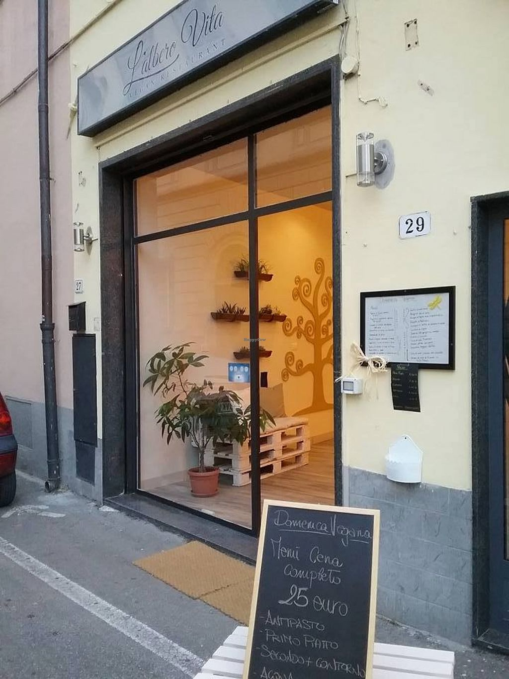 """Photo of L'Albero Vita  by <a href=""""/members/profile/community"""">community</a> <br/>L'Albero Vita <br/> December 3, 2015  - <a href='/contact/abuse/image/66646/127043'>Report</a>"""