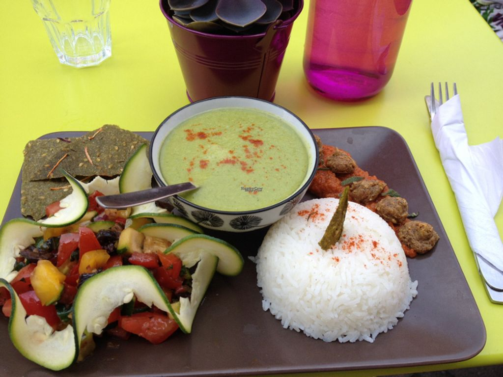 """Photo of PauseBio  by <a href=""""/members/profile/Merrytraveller"""">Merrytraveller</a> <br/>Delicious lunch! <br/> August 20, 2016  - <a href='/contact/abuse/image/66689/170196'>Report</a>"""
