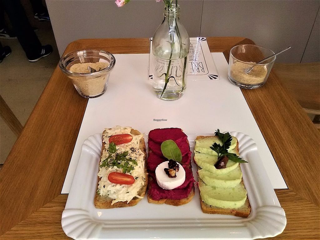 "Photo of I Like Veggie Food Tours  by <a href=""/members/profile/I%20Like%20Veggie"">I Like Veggie</a> <br/>Traditional Czech chlebicky (small sandwiches) <br/> May 3, 2017  - <a href='/contact/abuse/image/66694/255185'>Report</a>"
