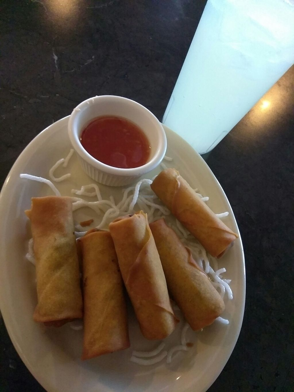 """Photo of noodles at BTH - Alliance Town Square  by <a href=""""/members/profile/Tonydetra"""">Tonydetra</a> <br/>Vagetable Rolls <br/> March 23, 2017  - <a href='/contact/abuse/image/66697/239995'>Report</a>"""