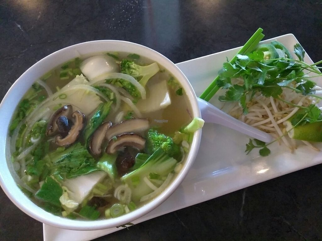 """Photo of noodles at BTH - Alliance Town Square  by <a href=""""/members/profile/Tonydetra"""">Tonydetra</a> <br/>Vegetable soup <br/> March 23, 2017  - <a href='/contact/abuse/image/66697/239996'>Report</a>"""